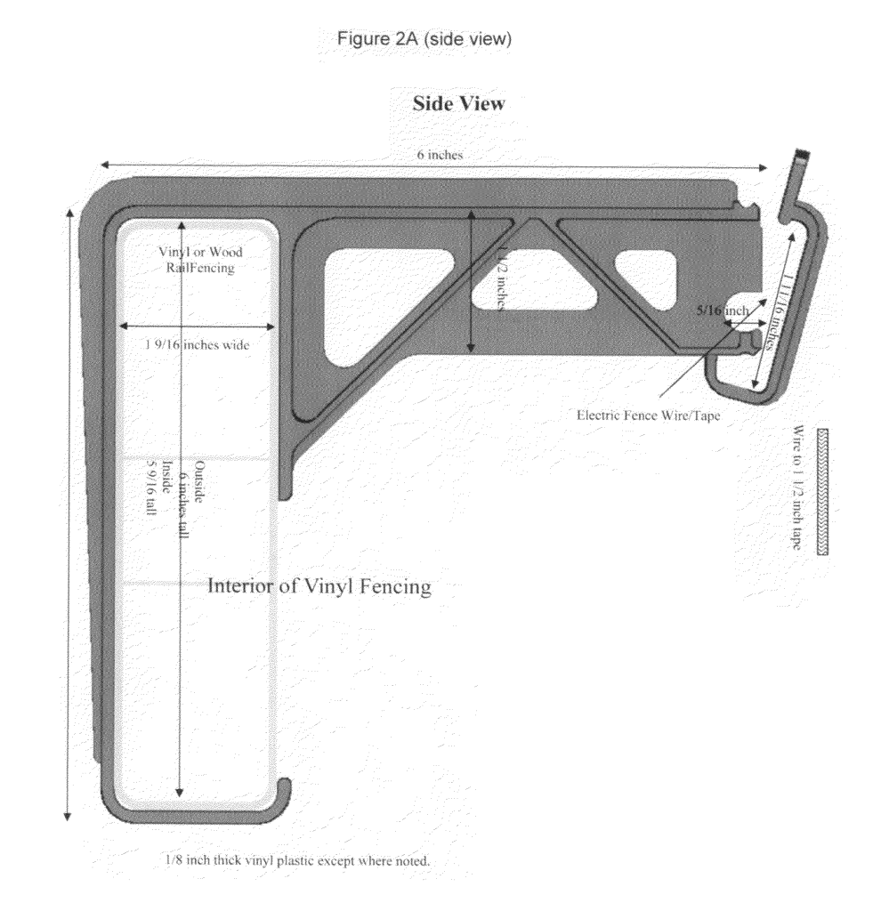 EasySnap Fencing Patent